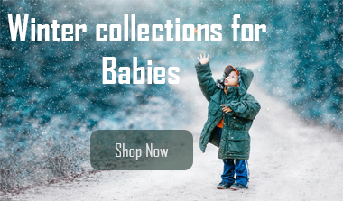 WINTER COLLECTION for babies